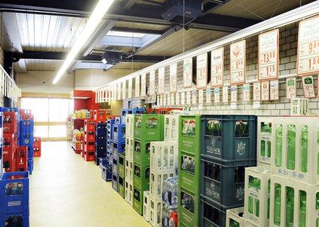 Getränkehandel|Getränke - Lieferservice und Abholmarkt